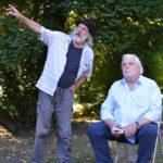 Daniel Gros et Jacques Waber